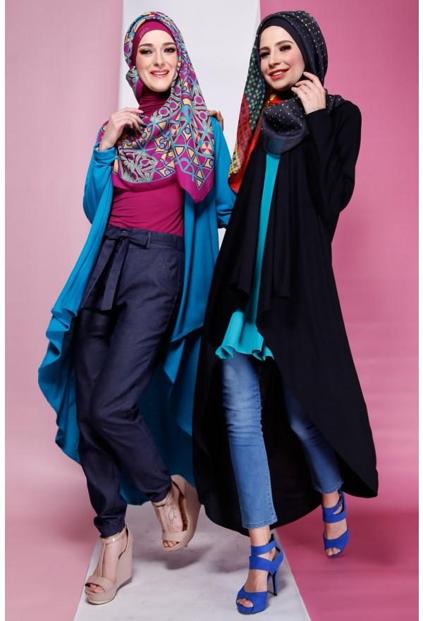 Model Busana Muslim Zoya Modern Simpel dan Elegan