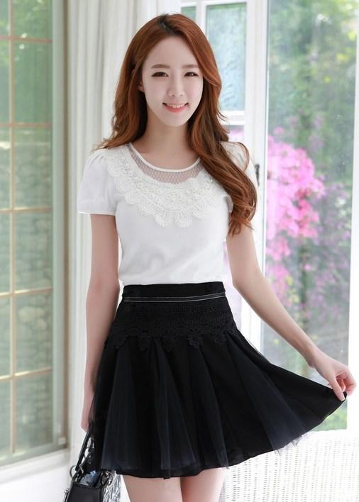 Model Dress Pendek Cantik Untuk Tubuh Mungil Kekinian