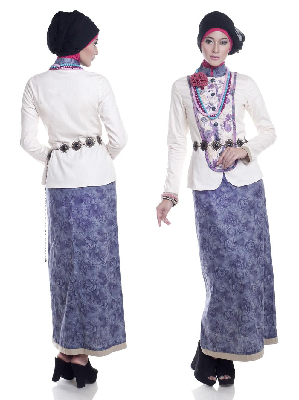 Model Baju Blouse Muslim Gaya Terkini & Beragam Model