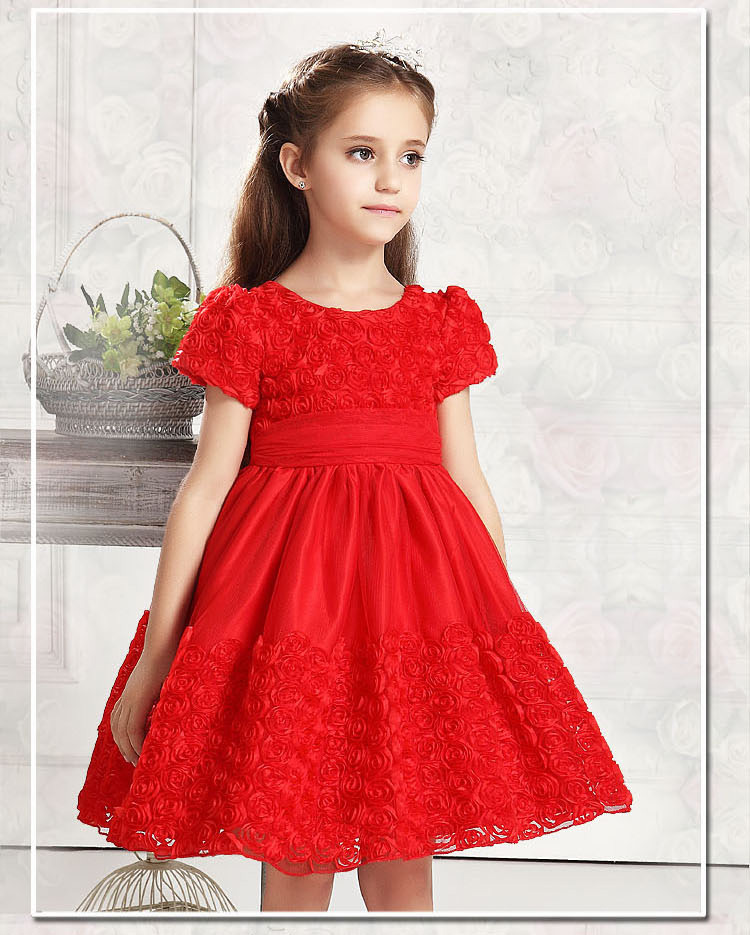 Model Dress Cantik Modern Untuk Anak-Anak Dengan Desain Menarik
