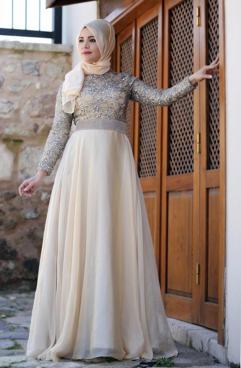 Model Long Dress Untuk Muslimah Trendy dan Modern