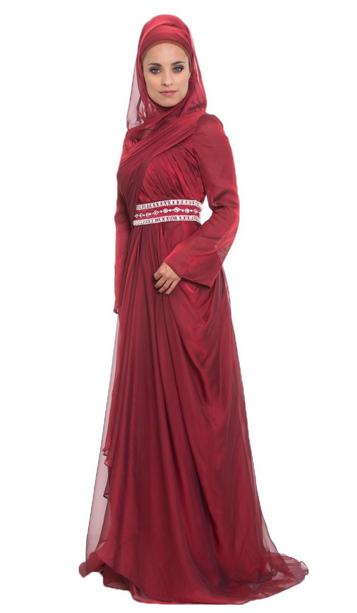 Model Baju Dress Panjang Paling Favorit dan Kekinian