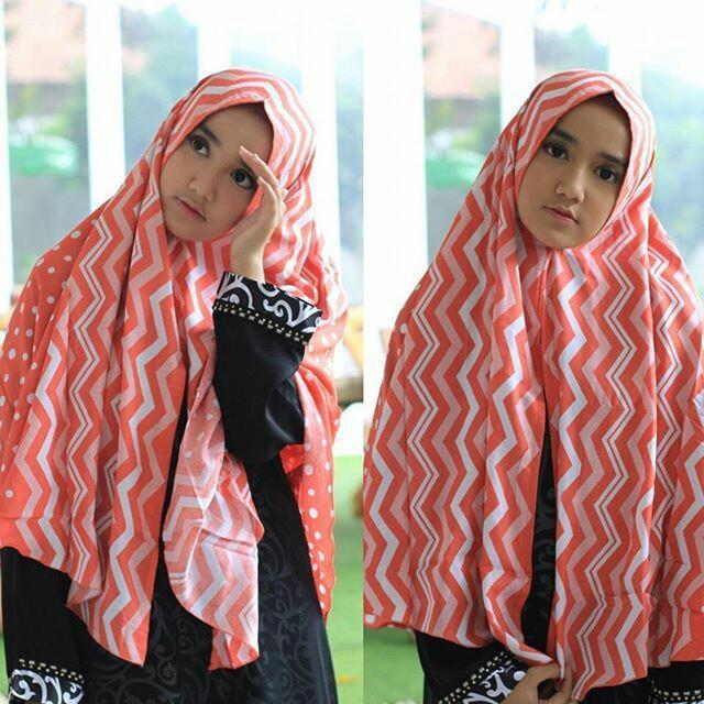 Variasi Model Hijab Paling Hits