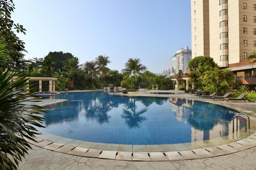 Aryaduta Suites, Hotel di Semanggi Paling Recommended