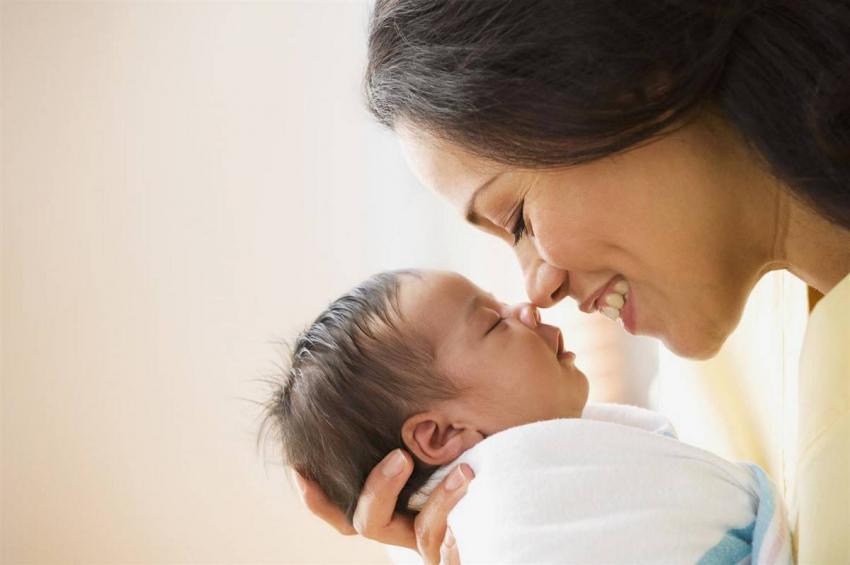 Perkembangan Bayi 1 Bulan Rangkaian Panjang 1 Tahun Pertama Kehidupan