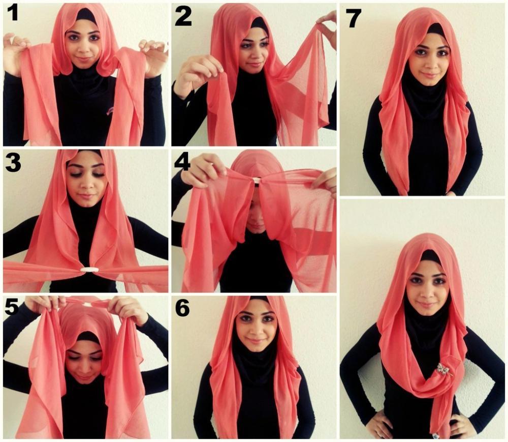 Cara Memakai Hijab Sehari-hari Dengan Beragam Jenis Kerudung Terbaru