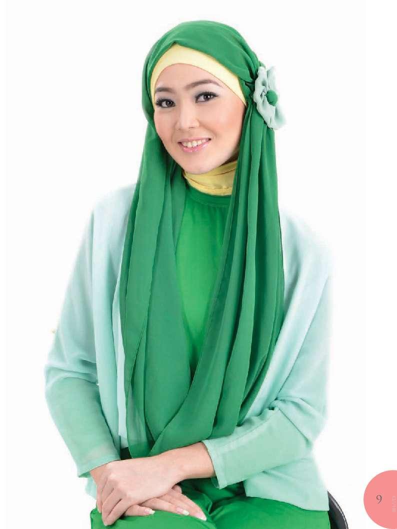 Contoh Kreasi Hijab Hoodie Terbaru yang Trendy dan Kekinian