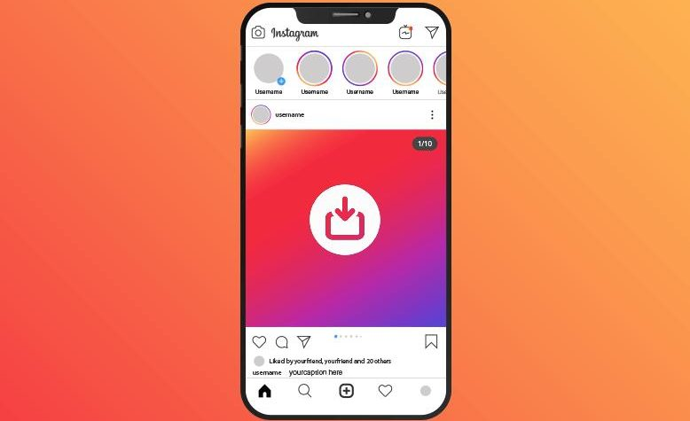 Mendownload Video di Instagram
