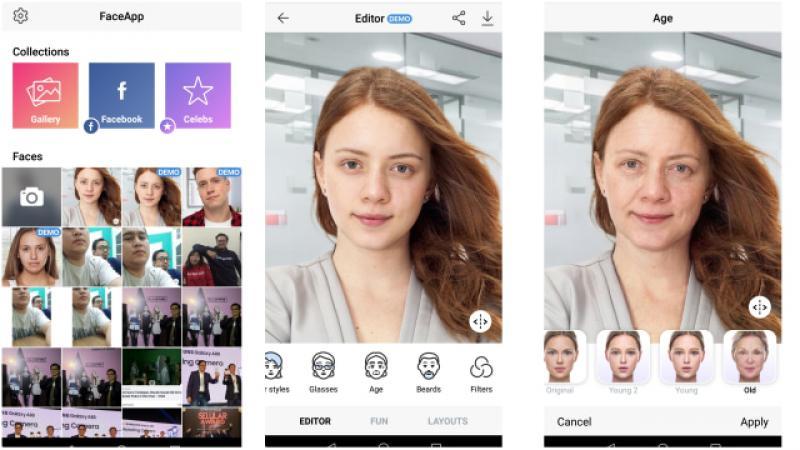 5. Rekomendasi Aplikasi Makeup Wajah Banyak Unduh