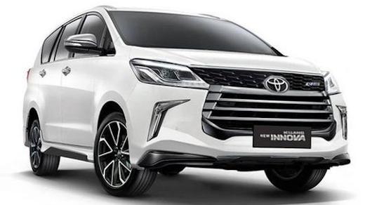 Mobil New Kijang Innova Diesel atau Bensin, Mana yang Lebih Baik