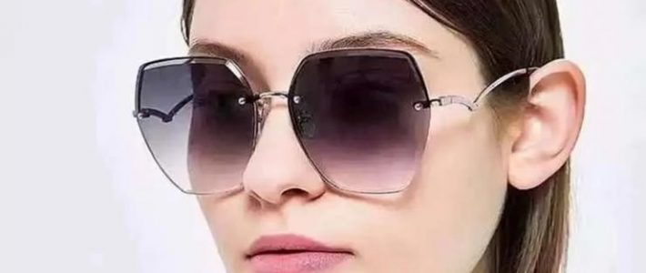 6 Model Kacamata Wanita Sedang Tren Tahun 2021